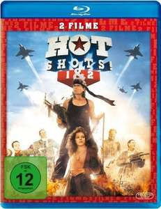 [Amazon.de] Hot Shots 1+2 [Blu-ray] für 8,16 € (Prime oder Hermes) update