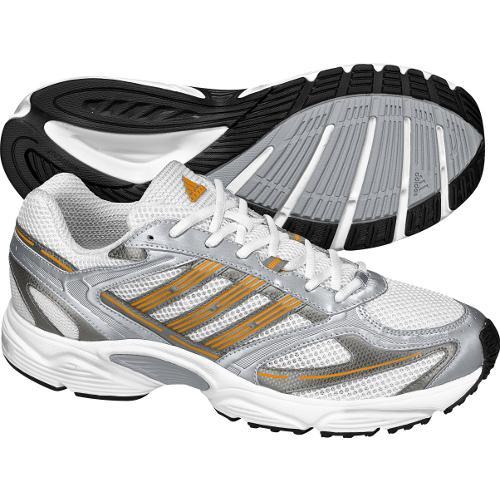 "Laufschuhe ""Adidas Interlect M Running Shoe-White/Gold/Black"" ,viele Größen verfügbar"
