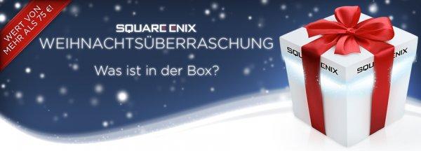 Square Enix - Weihnachtsüberraschungs-Bundle für €6,49 - STEAM keys (verschenkbar) für 4 Games.