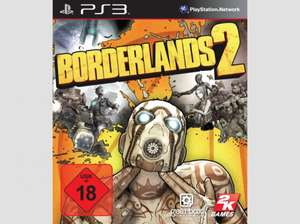 Borderlands 2 (PS3/XBOX360) bei MediaMarkt online