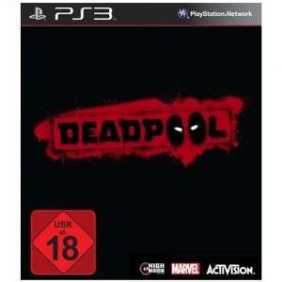 [Redcoon] Activision PS3 Deadpool (uncut) (PS3) für 14,49€