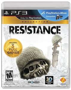 Resistance: The Trilogy (PS3) für 28€ @Amazon.com