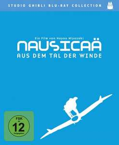 Studio Ghibli Blu-ray Animationsfilme ab 13,97€ + Versandkosten @ Amazon.de