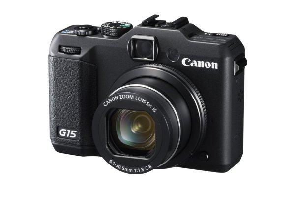 Canon PowerShot G15 Kompaktkamera für 305,00 € @Amazon.fr