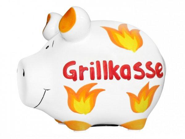 Sparschwein - Grillkasse für 4,95€ @Designseller