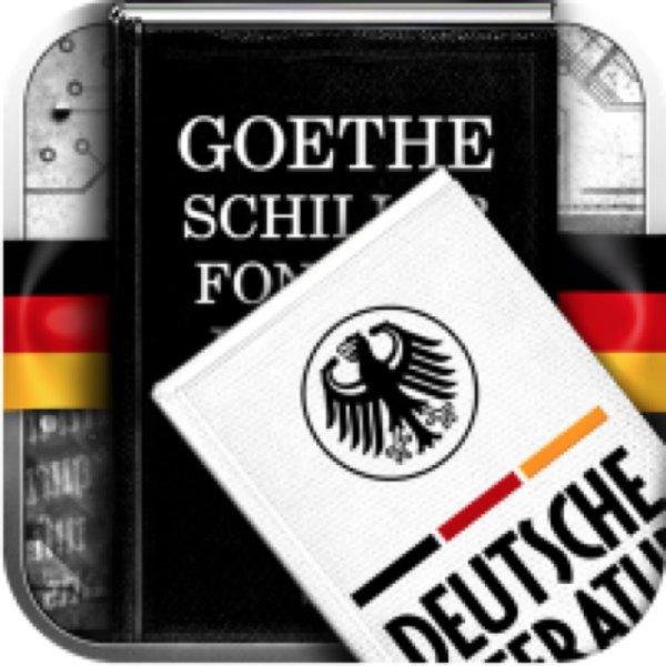 iOS Universal: Deutsche Bücher 10.517 Klassische Werke der deutschen Literatur