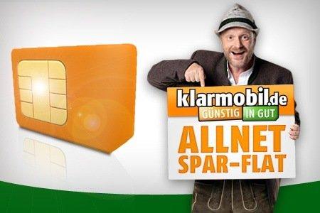(Groupon) Wieder ein klarmobil D1 Deal :D  Allnet + Internet für 9,85€