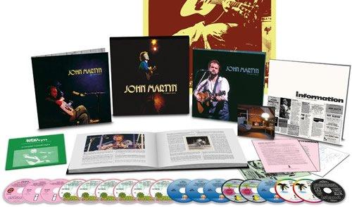 John Martyn - The Island Years [Box Set]   17 CDs plus DVD & Buch 39,88 €statt 160 € !