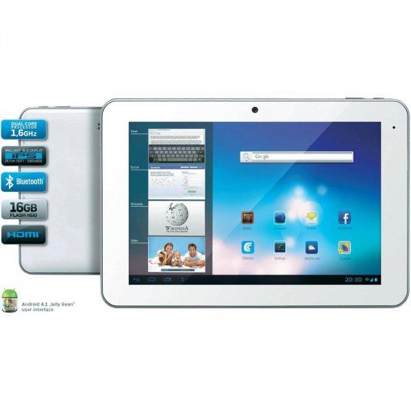 "Wieder da: Odys Xelio - 10"" Tablet - 1,6 GHz Dual Core - 16 GB - Android 4.1"