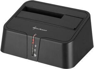 [MeinPaket] HDD Dockingstation  - Sharkoon SATA Quickport XT  USB 3.0