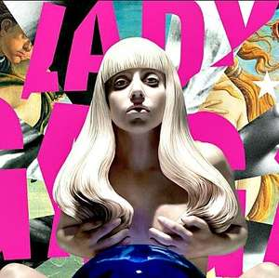 Lady Gaga ARTPOP Album (Erst 1M. auf d. Markt) nur 8,42€ - free shipping!
