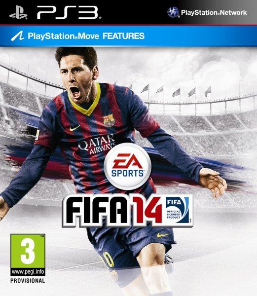 Fifa 14 PS3, PC oder Xbox für nur 39,99 € statt 69,99 € bei gamestop