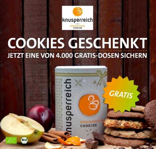 Kostenlose Cookies