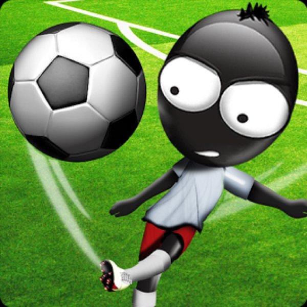 Stickman Soccer kostenlos für iOS Geräte