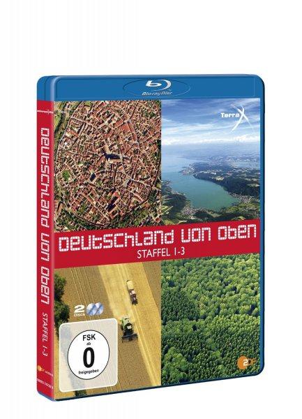 [Amazon.de] Deutschland von oben - Staffel 1-3 [Blu-ray] für 17,97 € (Prime oder Hermes)