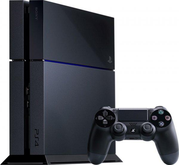Playstation 4 + Spiel für 399,95€