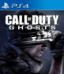 Call Of Duty: Ghosts - PS4 [Digital Code] @ AMAZON.COM