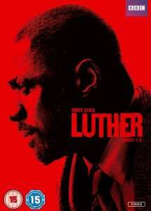 Luther Staffel 1-3 auf 6 DVDs (O-Ton) für 13€ inkl. Versand @ Zavvi