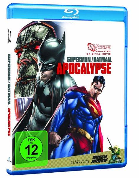 [Amazon.de] Superman/Batman - Apocalypse [Blu-ray] für 4,97 € (Prime oder Hermes)