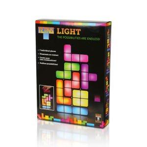 Paladone Tetris Lampe - Lampe im Retro-Stil der Tetris Klötze