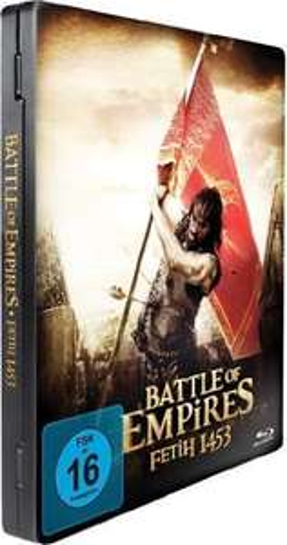 Battle of Empires - Fetih 1453[Blu-Ray] Steelbook @Amazon.de