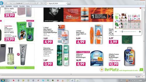 Wilkinson Hydro 5 Rasierklingen 4 Stück + 4 weitere gratis für 8,99 Euro bei Ihr Platz