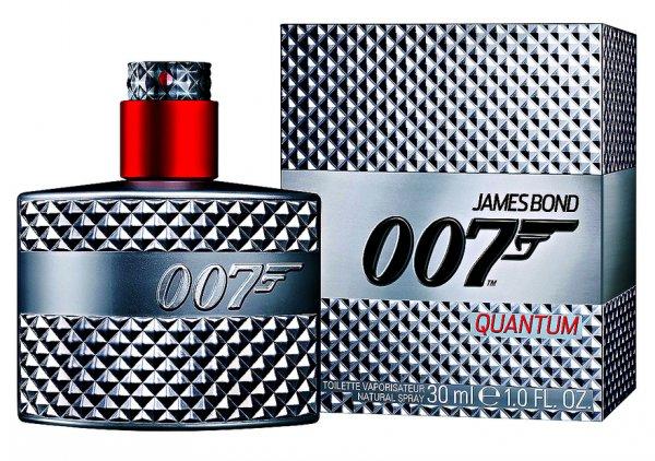 James Bond 007 Quantum Eau de Toilette (30 ml)  für 9,90 Euro bei Rossmann