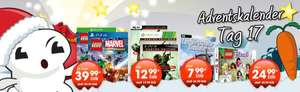 Gamestop online / offline: 17. Tag Lego Marvel Super Heroes PS4 & Xbox One je 39,99€ etc