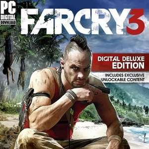 Far Cry 3 Deluxe Edition oder normal Download