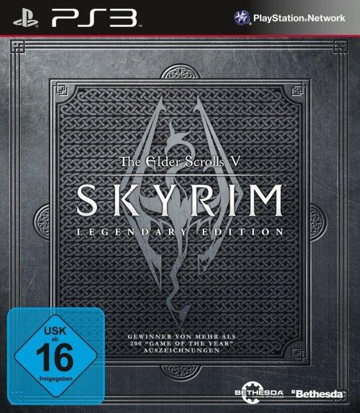 [PS3/XBOX360 ]The Elder Scrolls V: Skyrim - Legendary Edition für 19€ im Media Markt Adventskalender
