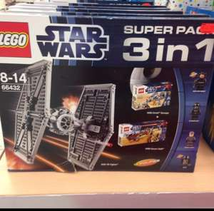 Real Star Wars Super Pack 3in1