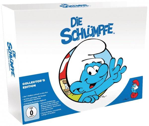 Die Schlümpfe - Collector's Edition [43er DVD-Box] @ amazon.de