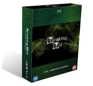 Breaking Bad: The Complete Series (OT) [Blu-ray] für 61,40 €