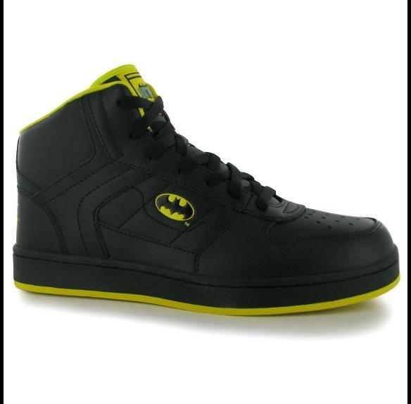 Batman Schuhe High nur Größe 43,5 für 21,32€