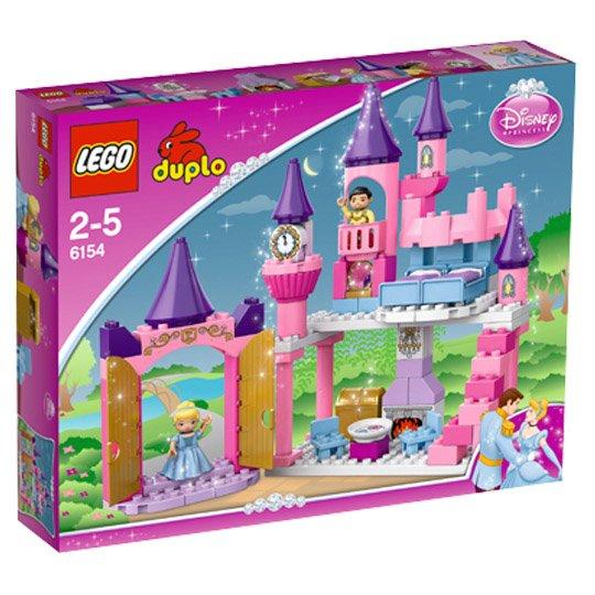 LEGO Cinderella Märchenschloss für 29,95€ €@real.de