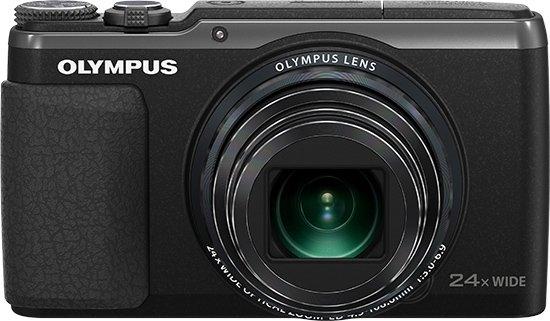 Olympus SH-50 Digitalkamera (16 Megapixel, 24-fach Super Zoom, iHS, 5-achsiger Bildstabilisator, Full HD, ) für 215,75€ @Amazon.co.uk --- 26% unter Idealo