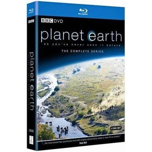 Planet Earth Box Set [5 Blu-Rays] für 14.99€ @ play.com