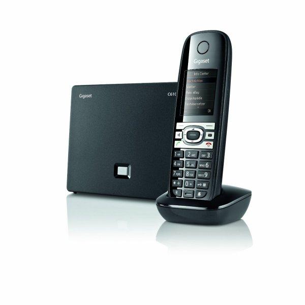Gigaset C610 IP - Schnurlos-IP-Telefon