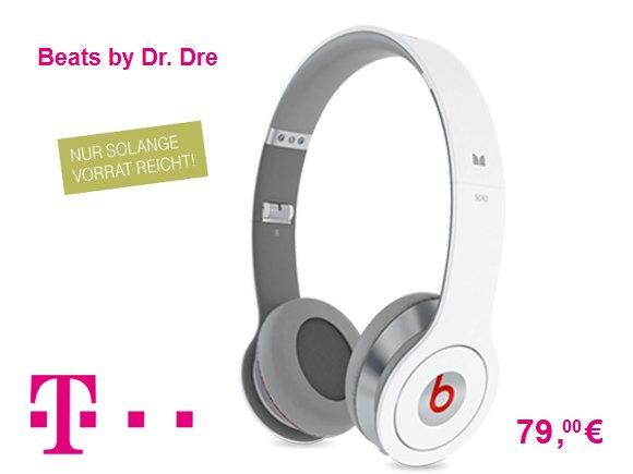 Beats by Dr. Dre Solo Kopfhörer für 79€ statt 129€