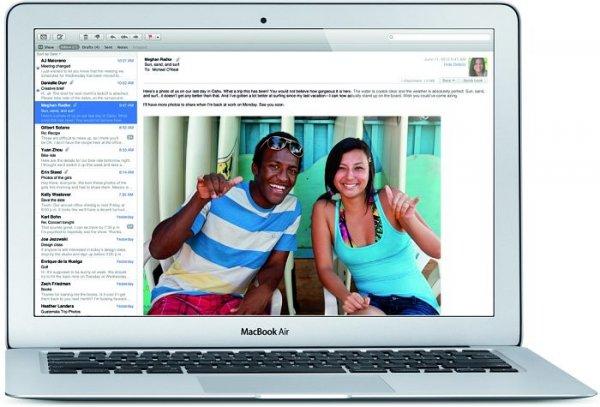 """Apple Macbook Air 13"""" für 1639€ @ mStore"""