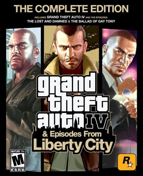 Grand Theft Auto IV: Complete (Steam) für 5,43€ @Amazon.com