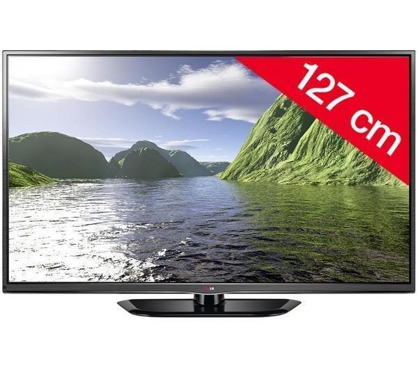 LG 50PN6500 1080p, 50 Zoll, 16/9, 600Hz, DVB-T HD, HDMI x2, USB für 489€ @Pixmania