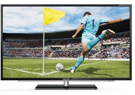 (Amazon) Grundig 55 VLE 922 BL 139.7 cm (55 Zoll) 3D LED-Backlight-Fernseher