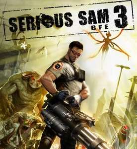 [Steam]Serious Sam Complete Pack 8,49€ 9 Spiele + 3 DLC
