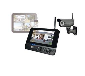 dnt QuattSecure-IP Starterset Überwachungskamera für 249,95€ inkl. Versand.