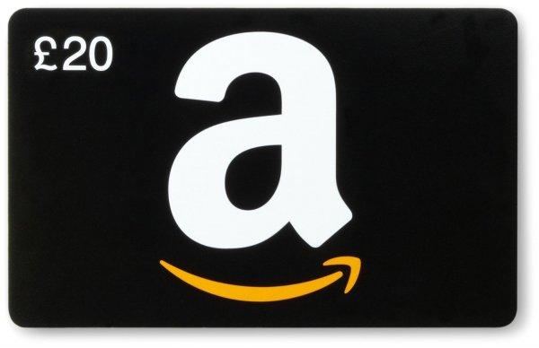 £20 Amazon.co.uk Gutschein für £5,99 (~7,08 €) [Lovefilm für 2 Monate]