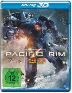[Media Markt Online] Pacific Rim 3D-Bluray: 19€, Bluray: 9€, DVD: 5€