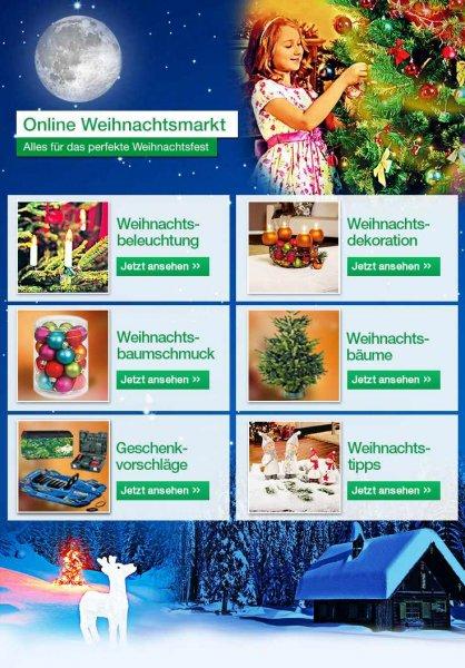 BayWa - Weihnachtsaktion 40% Rabatt (lokal und online)