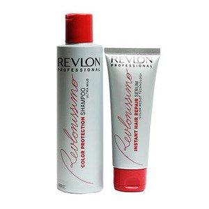 Revlon Shampoo 200ml + Serum Set 75ml f. 3,90 €  und 3,90 € Versand