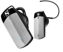 Sennheiser VMX 200 Bluetooth Handy-Headset in silber/schwarz für 49,95€ frei Haus @DC